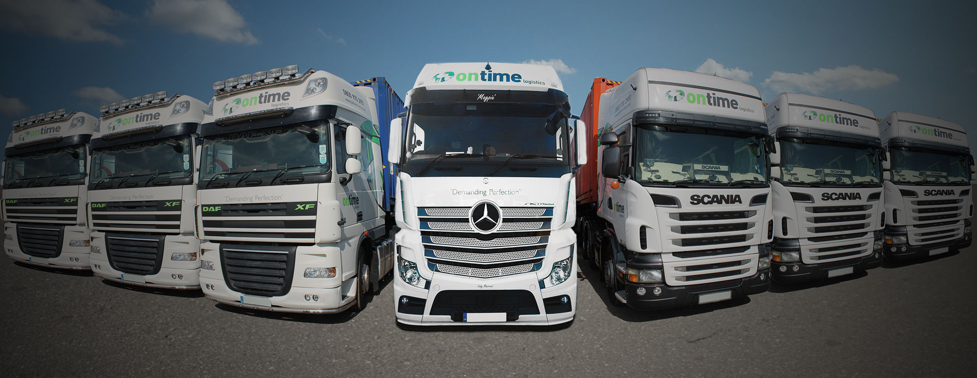 ontime transport and logistics