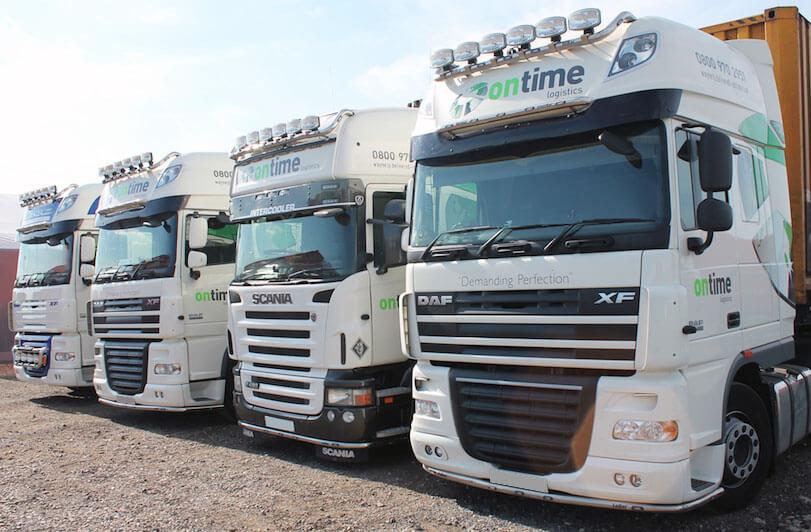 ontime-logistics-lorries